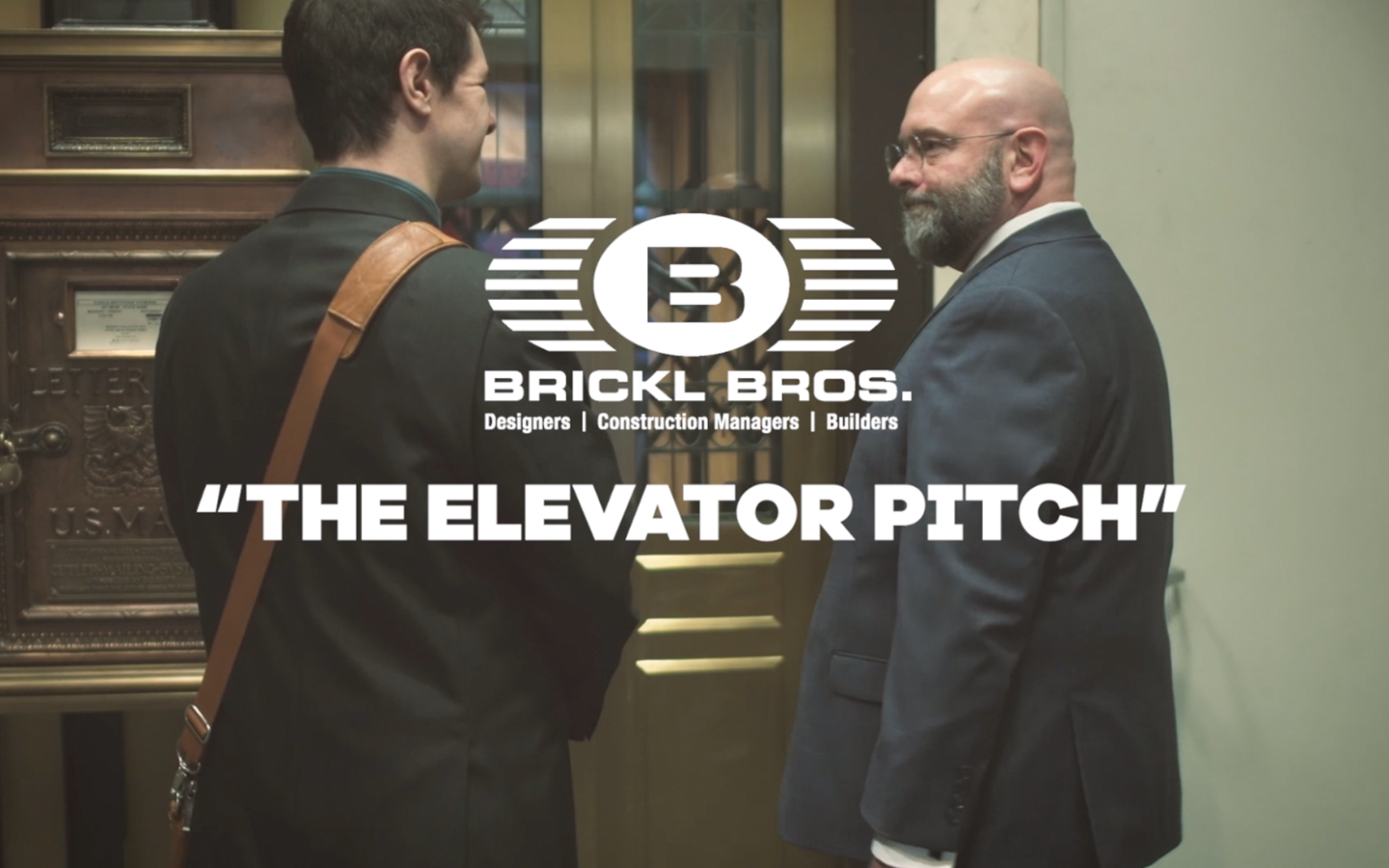 Brickl Bros Elevator Pitch Promotional Video