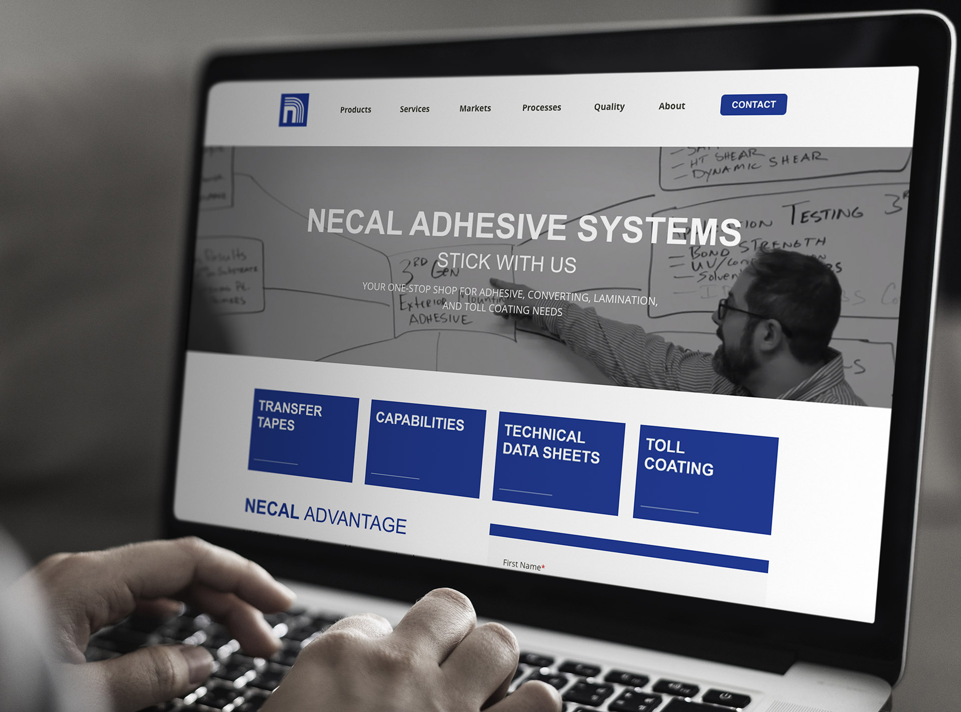Necal Site