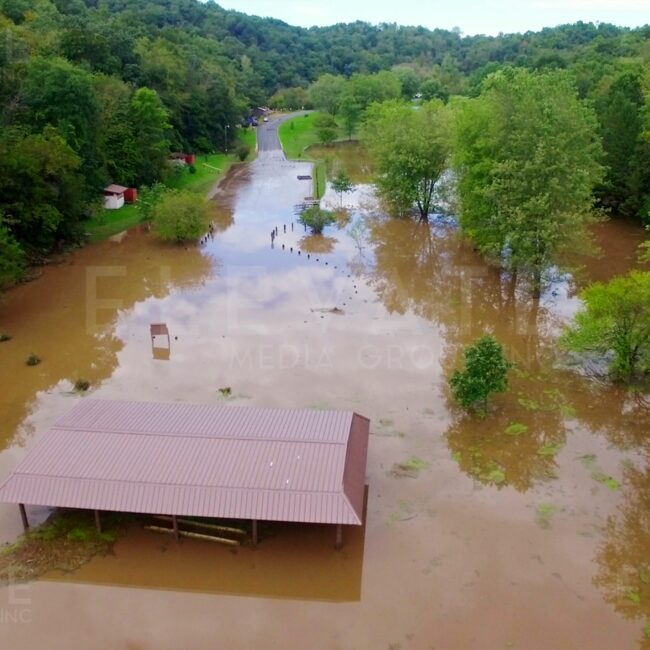 Regional Flood Damage