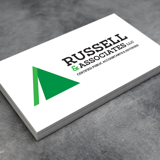 Russel and Associates LLC Logo