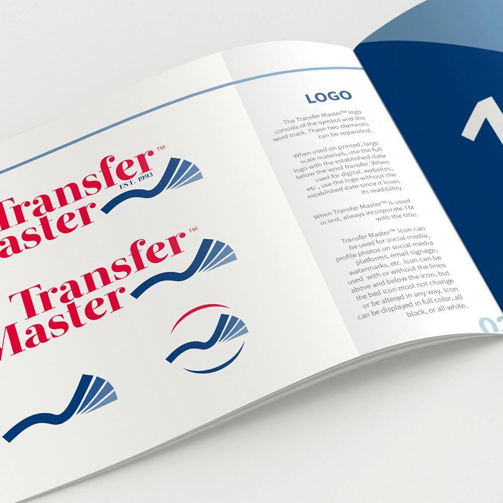 Transfer Master Booklet Preview